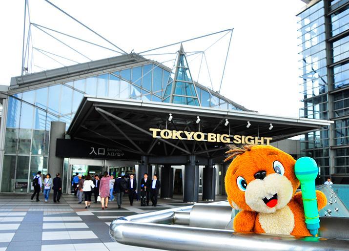 FOOMA JAPAN 2018 東京ビッグサイト正面